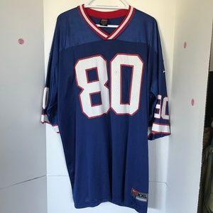 Nike Buffalo Bills Moulds Jersey #80 Sz XXL (M-11)